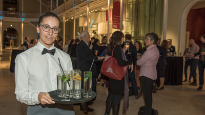 Edinburgh Corporate Event: Make It Edinburgh Launch at NMS